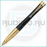 Шариковая ручка Parker Urban K200 Muted Black GT - s0767040