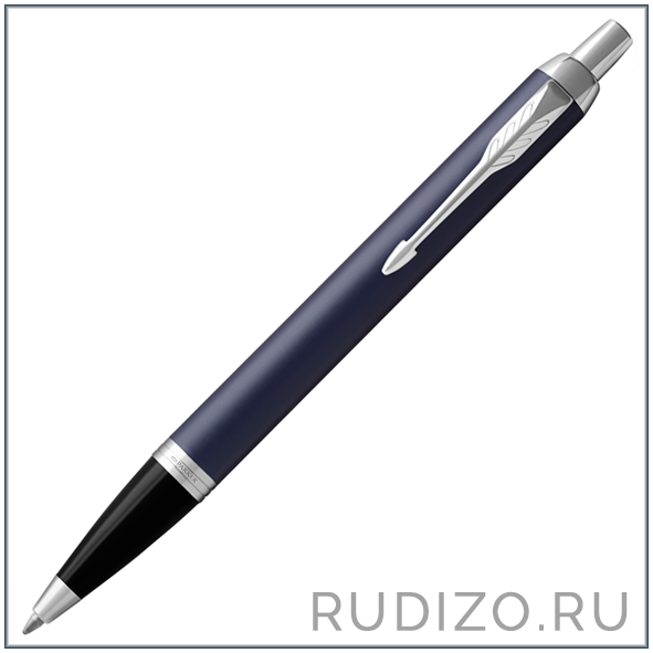 Шариковая ручка Parker IM Core K321, Matte Blue CT -1931668